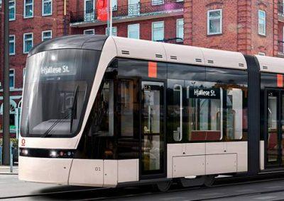 Tramway d'Odense (Danemark)