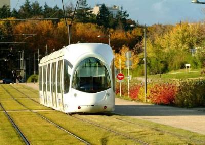 Prolongement du tramway T2 de Lyon vers Eurexpo