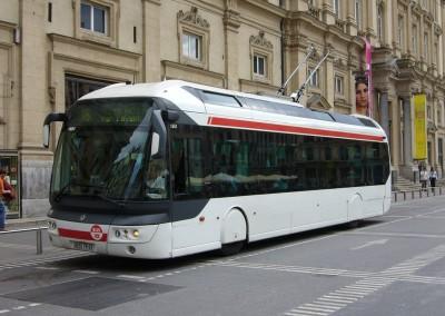 Ligne forte C1C2 à Lyon