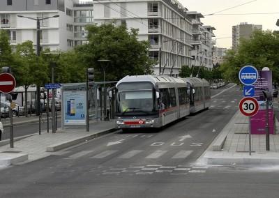 Réhabilitation et création de sous-stations de trolleybus